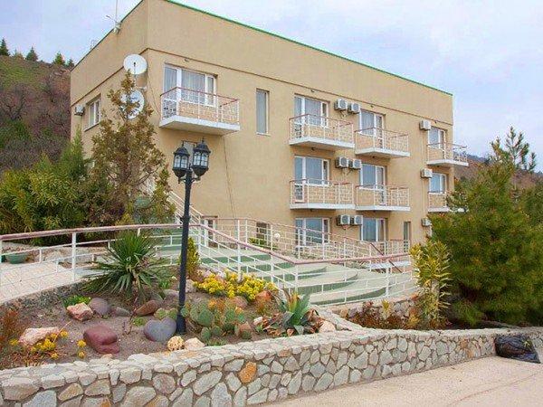 Отель «Морской» Крым